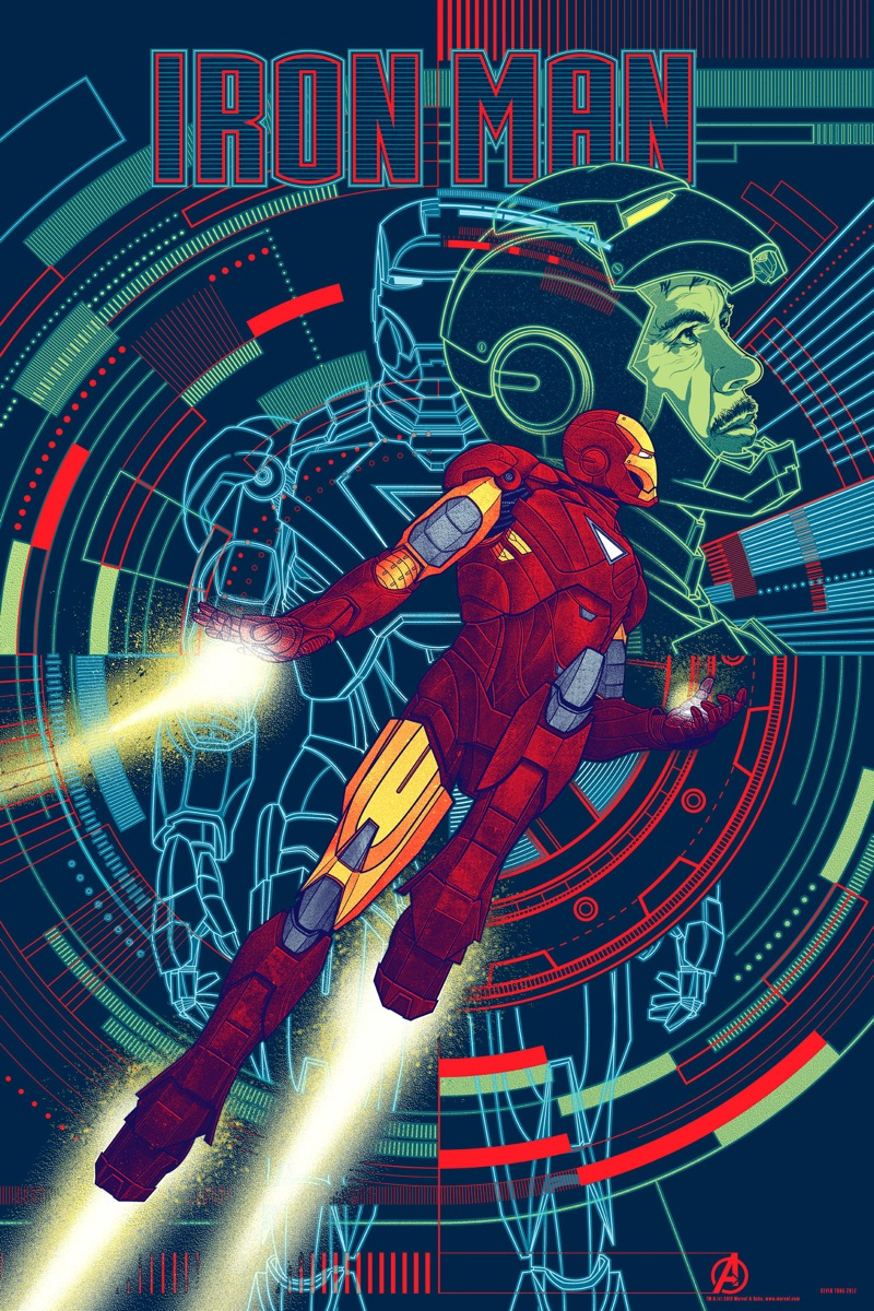 Iron Man Wallpaper Mondo