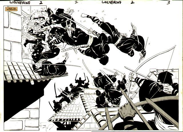Wolverine in Japane - millerclaremont