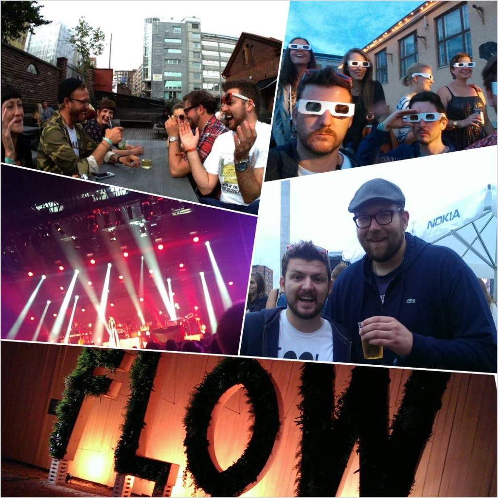 FLOW FESTIVAL IS FUN!