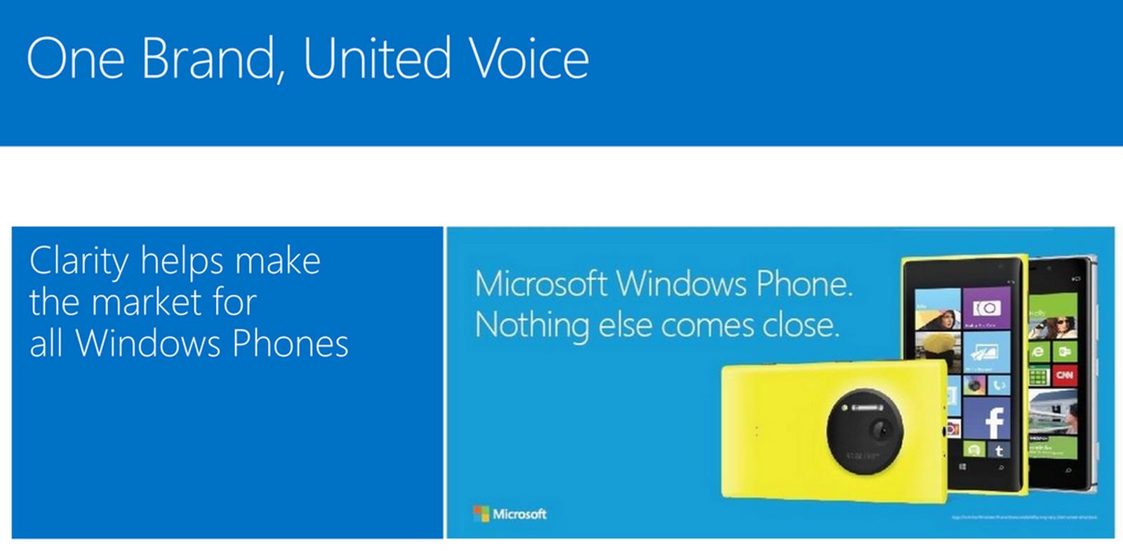 Microsoft and Nokia: No Surprises