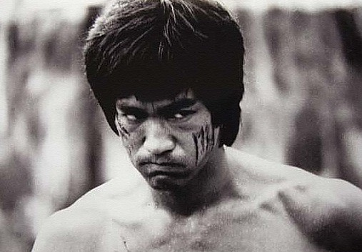 Because Bruce Lee