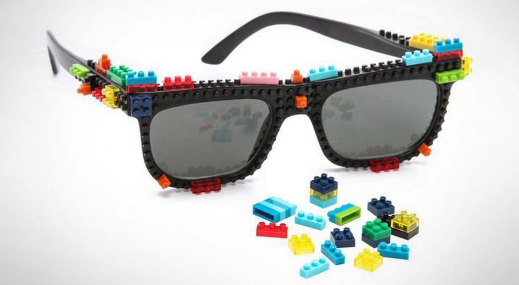 Lego Glasses innit