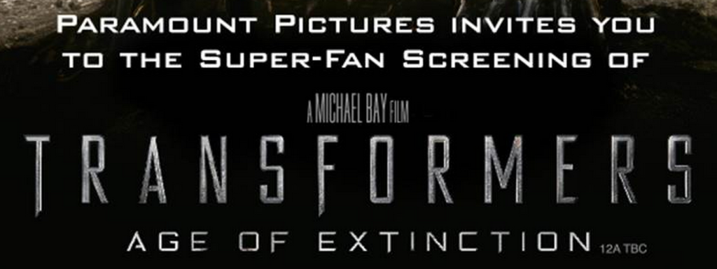 TF4 Superfan Invite