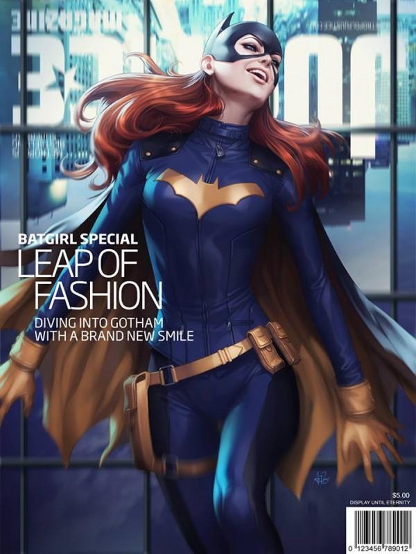 Batgirl Stanley Lau