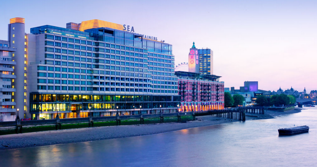 Sea Containers House