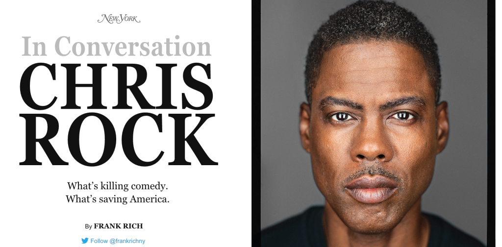 Chris Rock - Vulture