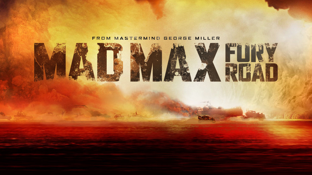 MAD MAX FURY ROAD WALLPAPER
