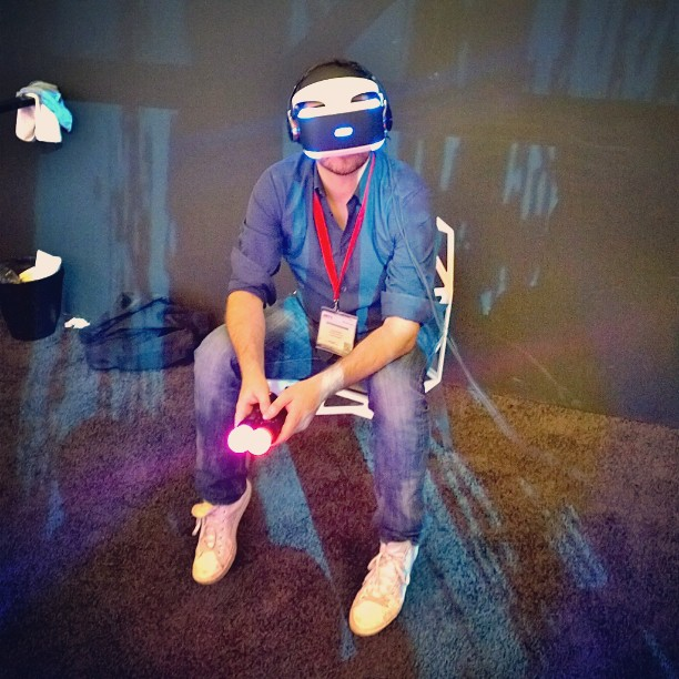 JW on Project Morpheus at IFA