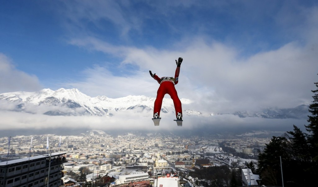 professional-norwegian-ski-jumper-anders-fanneme-soars-through-the-air-during-training-for-the-four-hills-ski-jumping-tournament-in-innsbruck-austria-on-january-3